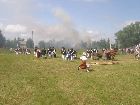 8Deltuva battle