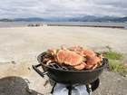 Crabs in Alesund