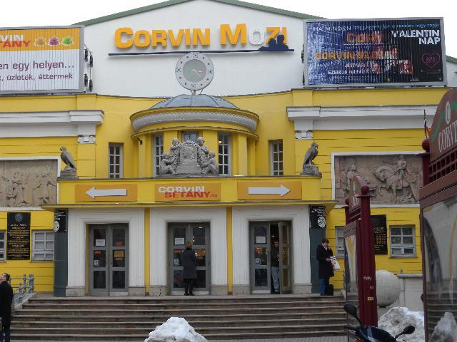 Corvin Movie Theatre