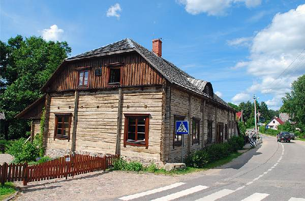 Traditional House in Aukštaitija